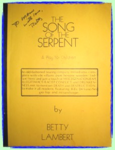 The Song of the Serpent