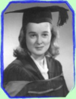 Betty Lambert grad photo
